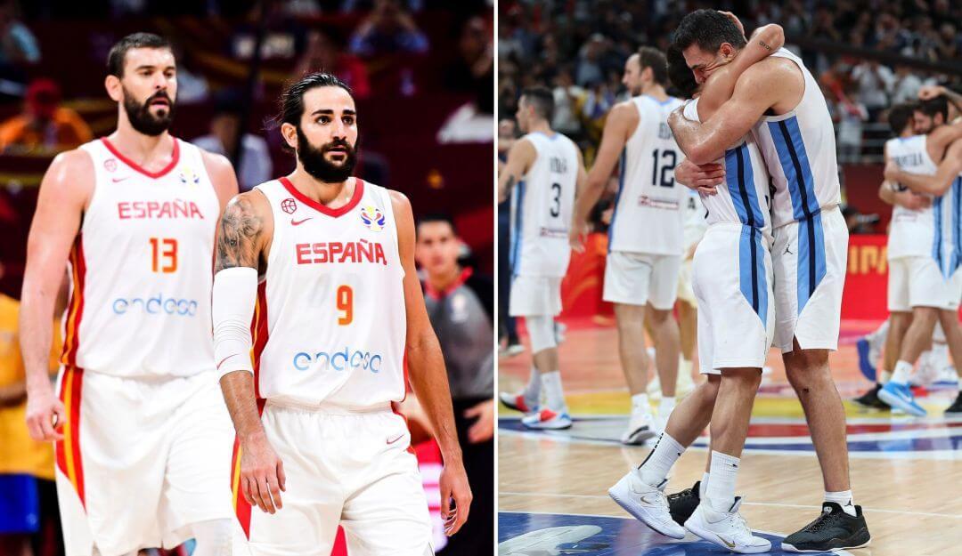 Final del Mundial de Baloncesto 2019