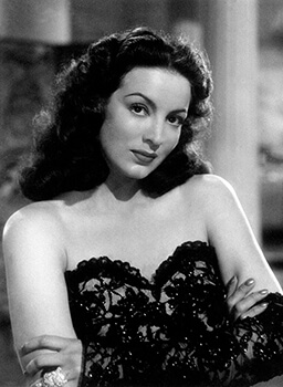 María Félix 1947