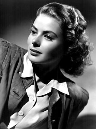 Ingrid Bergman 1940
