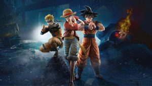 Jump Force videojuego