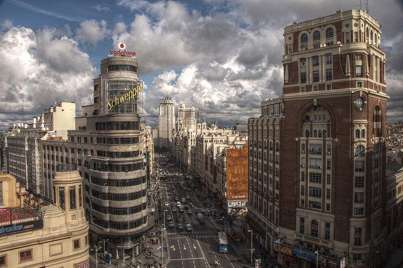 Madrid, una ciudad con encanto para visitar
