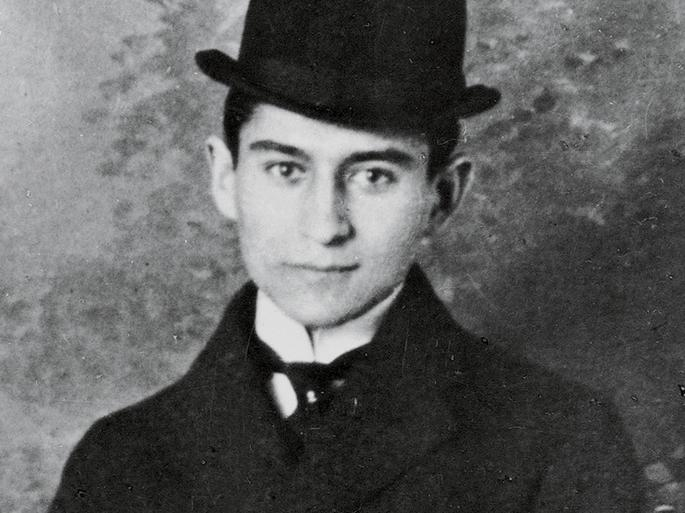la vida de Franz Kafka