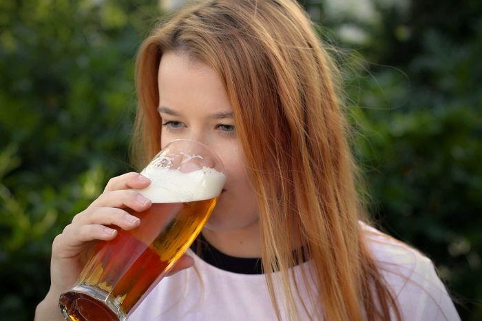Consumo de alcohol. Fuente: El País Hoy