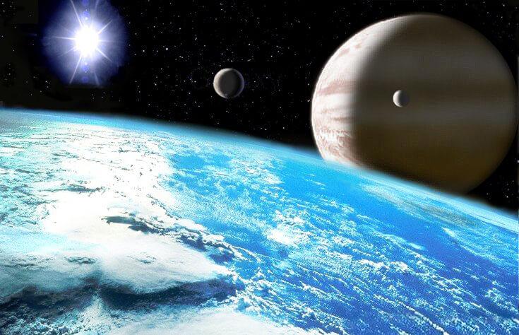 Extraterrestres respirarían hidrógeno