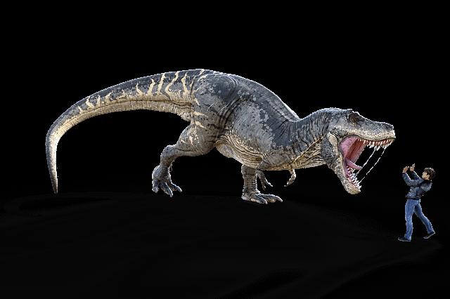 Tyrannosourus