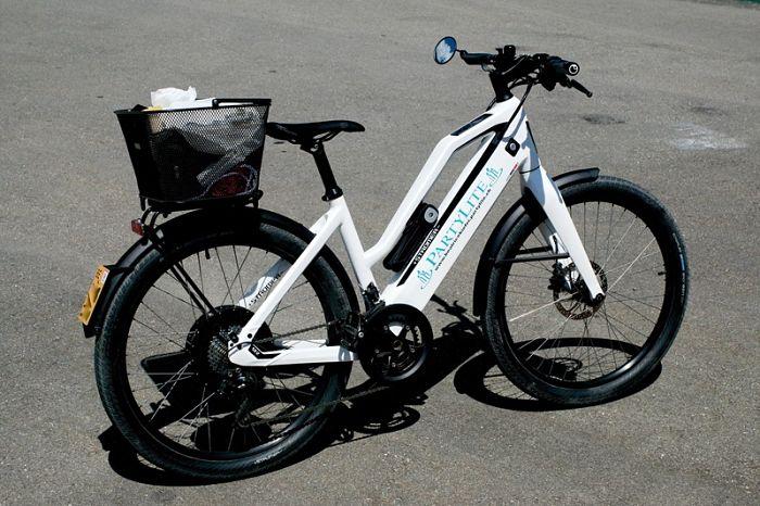 Transforma tu bicicleta en una eléctrica