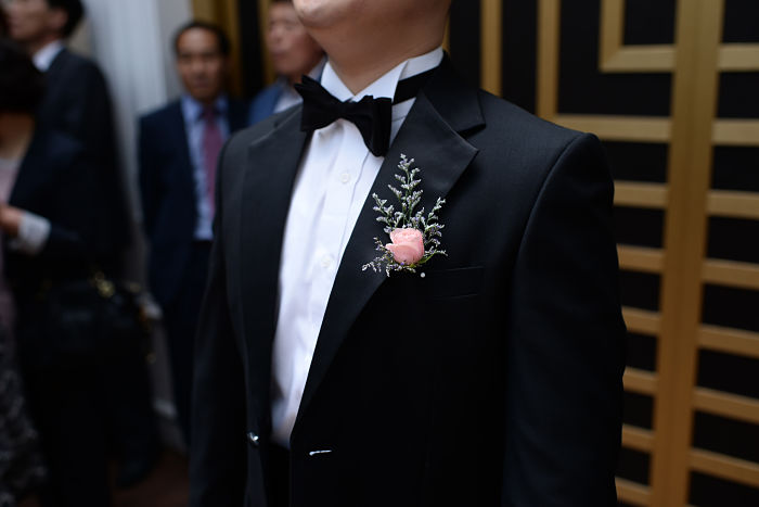 el traje masculino