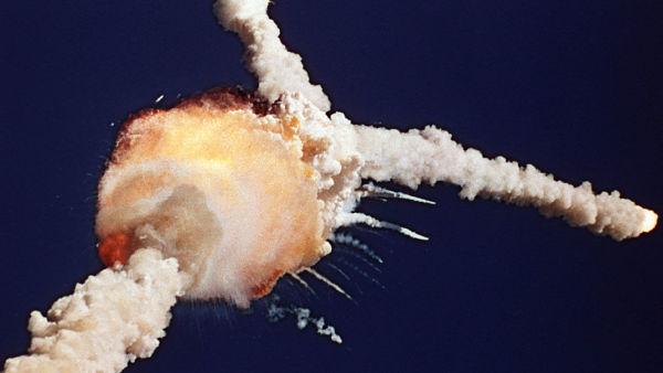 Tragedias espaciales