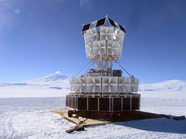 ANITA en la Antártida